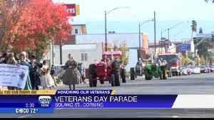 Veterans Day Parade in Corning [Video]