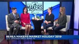 Berea Makers Market [Video]