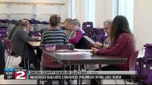 Palmieri wins third term [Video]