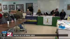 Resource Centers help flood victims [Video]