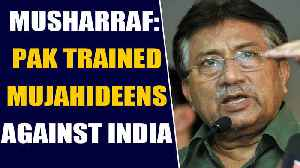 Pervez Musharraf admits Pakistan trained terrorists against India | OneIndia News [Video]