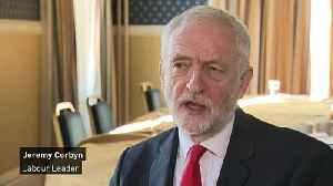 News video: Corbyn: Not Labour's priority to have IndyRef2