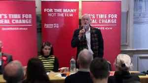 Corbyn heckled by former SNP activist over IndyRef2 [Video]
