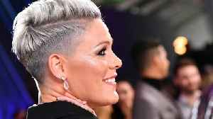 After Her Massive Hit Tour, Pink Is Ready To Chill [Video]
