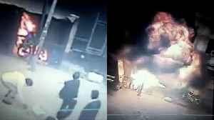 News video: Tis Hazari Clash: Another Shocking CCTV Footage Unearths