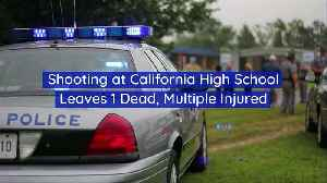 Shooting at California High School Leaves 1 Dead, Multiple Injured [Video]