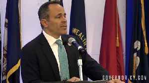 Matt Bevin Concedes Kentucky Race To Andy Beshear [Video]