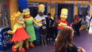 'The Simpsons' Writer Calls Republican's 'Sideshow Bob Defense' of Trump 'Literally a Joke' [Video]