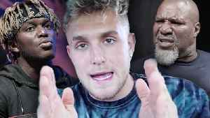 Jake Paul Replaces Shannon Briggs & Explains Rigging Comments After KSI Beats Logan Paul [Video]