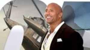 'Black Adam' Starring Dwayne Johnson Coming in 2021 | THR News [Video]