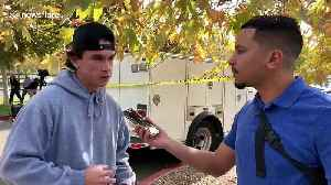 Student shares horrifying scene during shooting in Southern California high school [Video]
