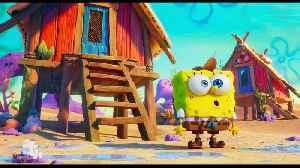 The SpongeBob Movie Sponge on the Run [Video]