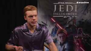 Seven Questions for Cameron Monaghan from Star Wars Jedi: Fallen Order [Video]