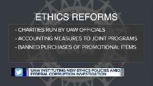 UAW announces ethics reforms amid federal investigation [Video]