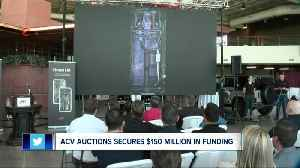 ACV Auctions secures $150 million in Series E funding [Video]