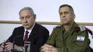 Israeli Air Raids Killed At Least 26 Palestinians In Gaza [Video]