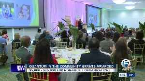 Quantum Foundation gives away $1 million to Palm Beach County nonprofits [Video]
