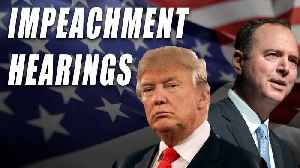 Trump Impeachment Hearings [Video]