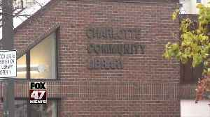 Charges dismissed over overdue library books [Video]
