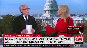 Kellyanne Conway rips Wolf Blitzer, CNN over husband's interview [Video]