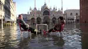 The mega project that failed to save Venice [Video]