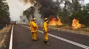 Death Toll Rises As Bush Fires Continue In Australia [Video]