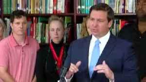 Gov. DeSantis wants to improve teacher, principal bonuses at Florida schools [Video]