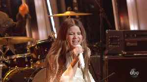Maren Morris Performs 'Girl' Live at CMA Awards 2019