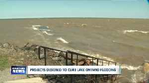 $49 million projects announced to curb Lake Ontario Flooding [Video]