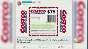 News video: Costco Coupon Scam Warning