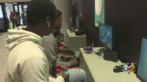 New Gaming Center For Students [Video]