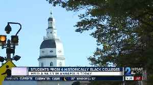 Maryland's HBCU supporters continue to fight for fair funding [Video]