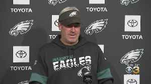 Eagles Set For Super Bowl 52 Rematch Vs. Patriots [Video]