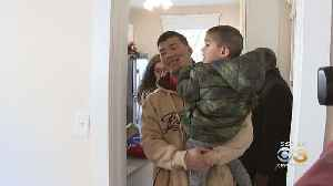 Retired Marine Receives Mortgage-Free Home In Collingswood [Video]