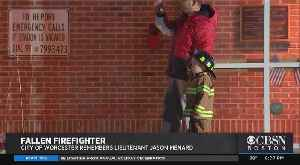 Remembering Fallen Worcester Firefighter [Video]