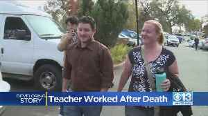 Special Education Teacher Worked At New School After Student Death [Video]