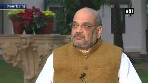 Maharashtra power tussle Amit Shah slams Kapil Sibal says he is behaving childish [Video]
