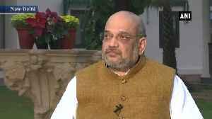 News video: Maharashtra power tussle Amit Shah slams Kapil Sibal says he is behaving childish