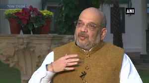 No one objected when we said Fadnavis will be CM if aliiance wins Amit Shah [Video]