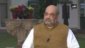 News video: Now, opposition parties doing politics on President's Rule in Maharashtra Amit Shah