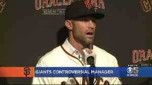 Some Question New Giants Manager's Handling Of Sexual Assault Allegations During Dodgers Tenure [Video]