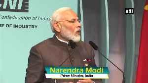 PM Modi thanked President Bolsonaro for giving Indians visa free entry in Brazil [Video]