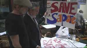 San Francisco Residents Rally Against Evictions Of Aging Local Celebrity, Popular Cafe [Video]