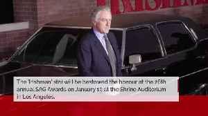 Robert De Niro honoured with SAG Lifetime Award [Video]