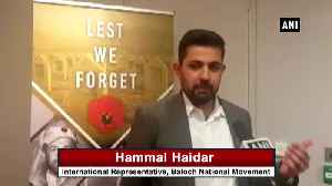 Baloch activists observe Martyrs Day in London [Video]