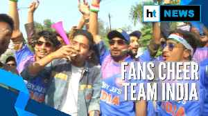 Watch: Cricket fans flock to stadium for first India vs Bangladesh Test [Video]