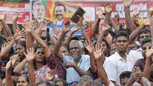 Sri Lankans will elect a new president on Saturday [Video]