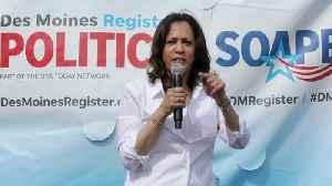Harris Sinks In New Hampshire Polls [Video]