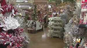 Decorator's Warehouse Sells Christmas All Year Long [Video]