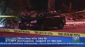 2 People Killed In Homewood Shooting [Video]